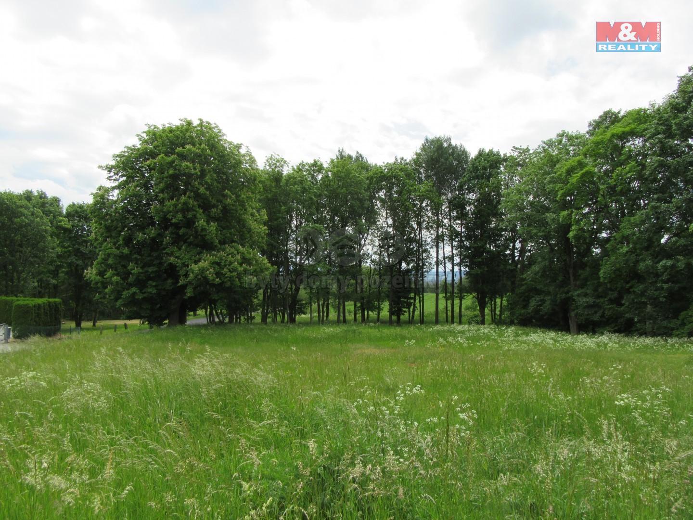Prodej, pozemek, 6056 m2, Hazlov - Výhledy