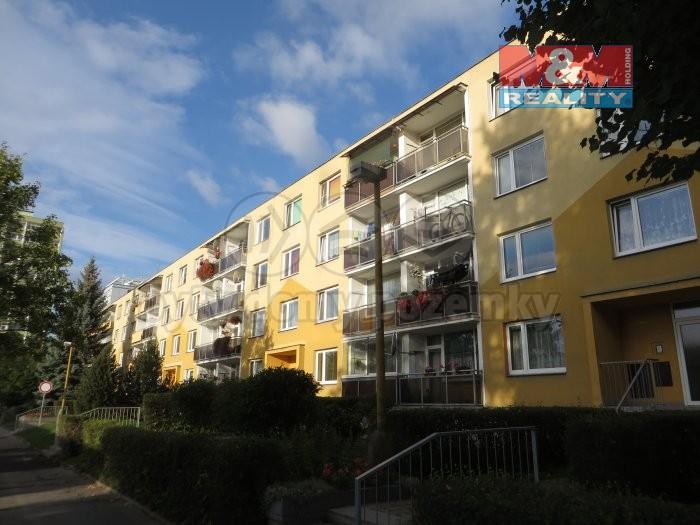 Pronájem, byt 3+1, 75 m2, OV, Chomutov, ul. Havlíčkova