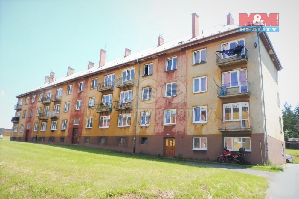 Prodej, byt 1+kk, 36 m2, OV, Horní Benešov, ul. Nerudova