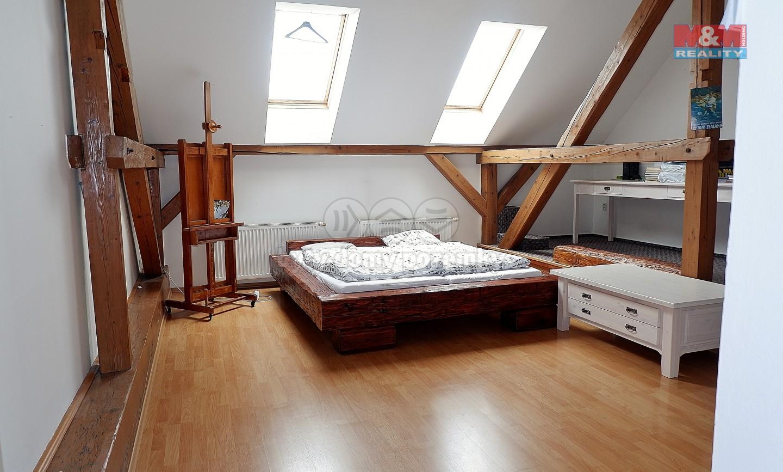 Pronájem, byt 2+1, 82 m2, Olomouc, ul. Denisova