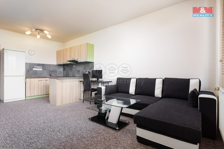 Prodej, byt 1+kk, 32 m2, OV, Opava, ul. Antonína Sovy