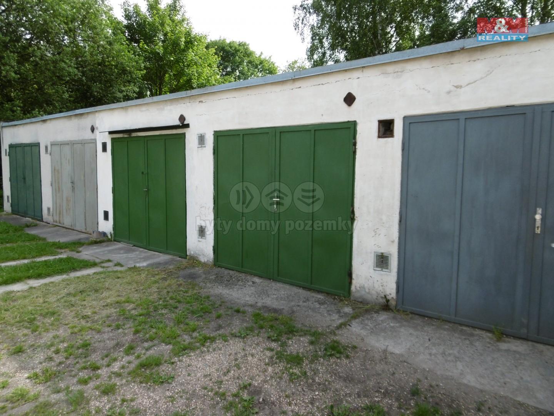 Prodej, garáž, 19 m2, Chlum u Třeboně