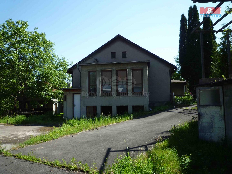 Prodej, rodinný dům, Ostrava - Radvanice, ul. Návrší