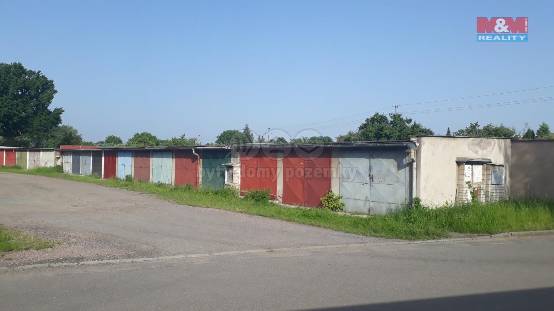 Prodej, garáž, 17 m2, Rosice nad Labem