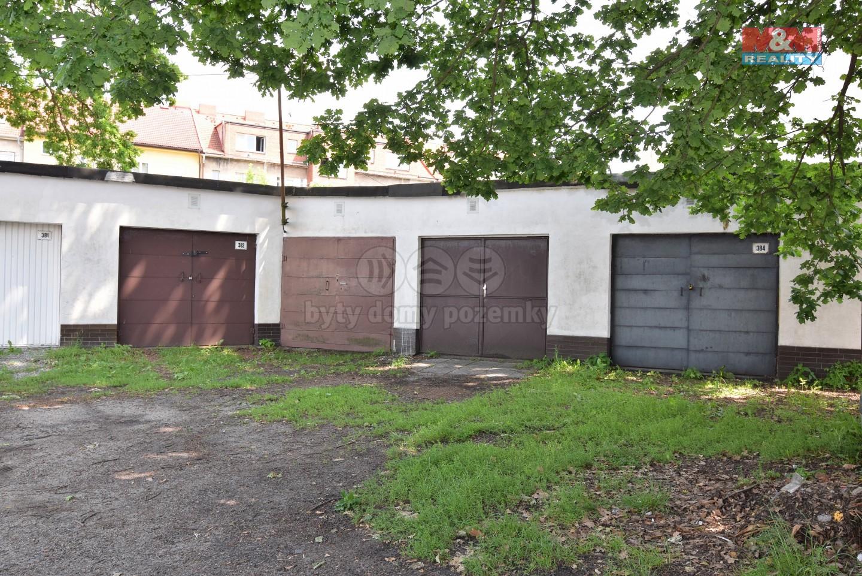 Prodej, garáž, 20 m2, Česká Lípa, ul. Kozákova