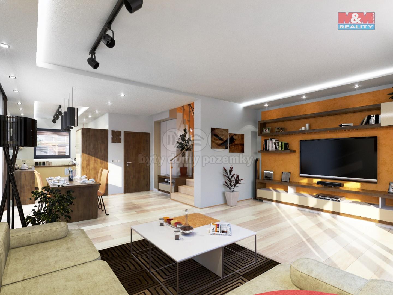 Prodej, rodinný dům 4+kk, Rosice u Brna