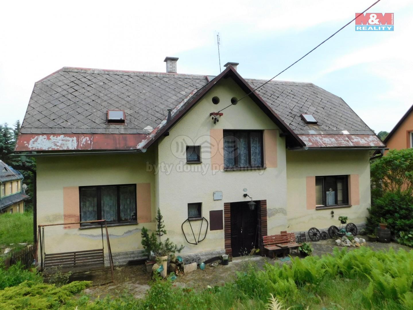 (Prodej, rodinný dům, 5+1, 102 m2, Hranice, ul. Habrmanova), foto 1/30