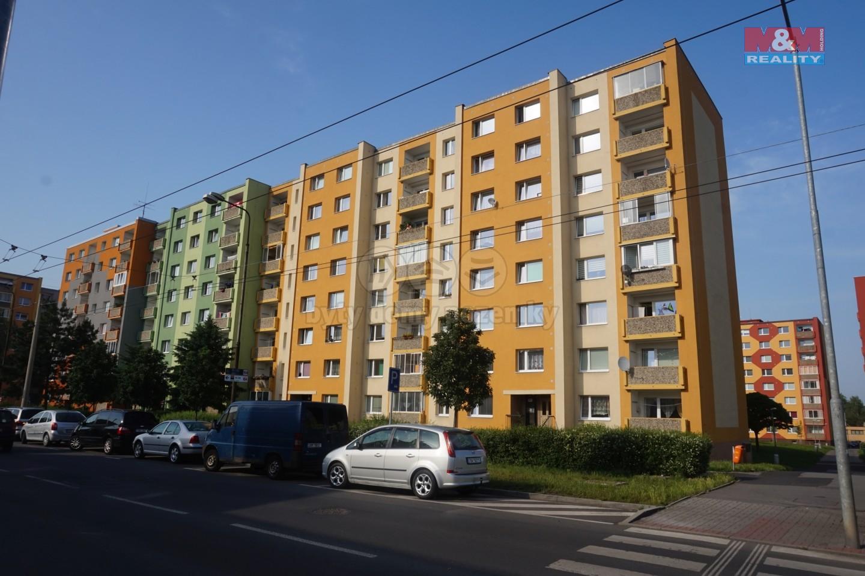 Prodej, byt 3+1, 68 m2, OV, Jirkov, ul. Alešova