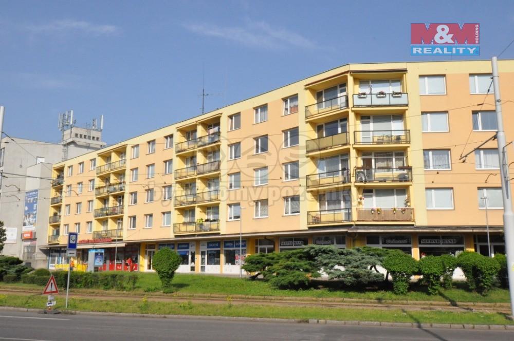Prodej, byt 3+1, 73 m2, OV, Litvínov, ul. 9. května