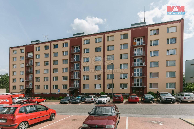 Prodej, byt 2+1, 61 m2, Přelouč