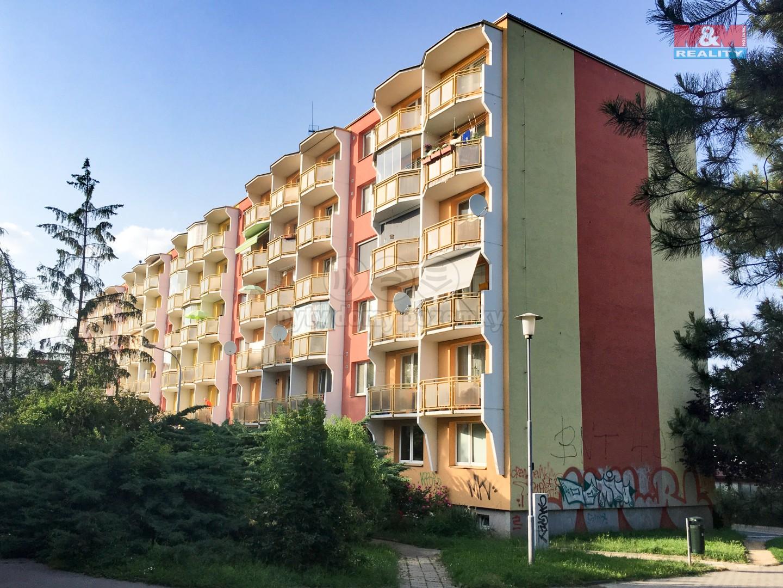 Prodej, byt 2+1, Brno - Královo Pole, ul. Palackého třída