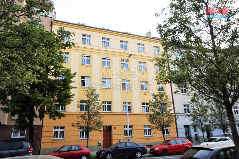 Prodej, byt 2+kk, Praha, ul. U Uranie