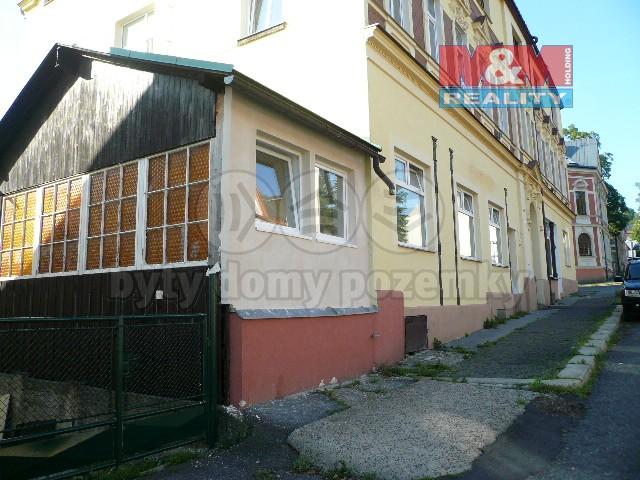 Pronájem, byt 1+1, 64 m2, Jablonec nad Nisou, Pražská ul.