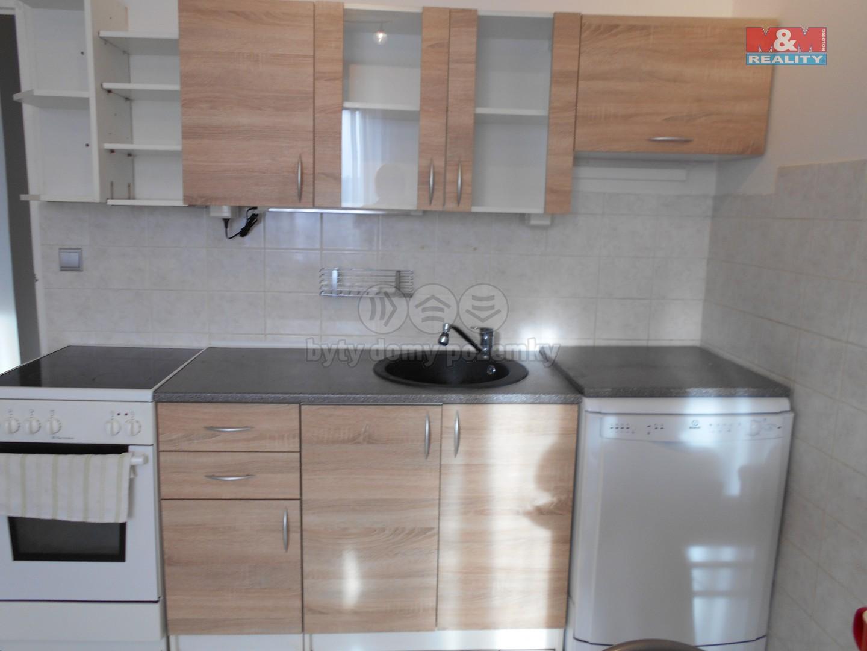 Pronájem, byt 2+kk, 44 m2, Brno, ul.Velkopavlovická