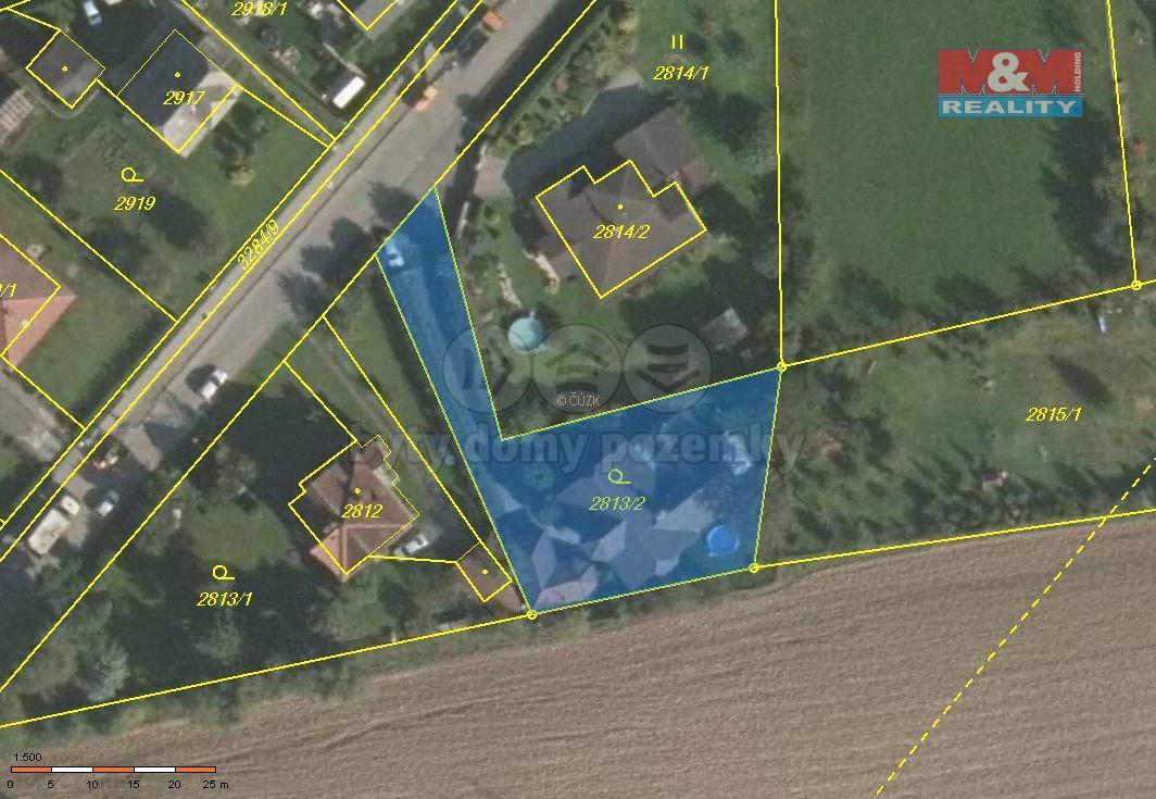 Prodej, rodinný dům, 6+2, 120 m2, Příbor