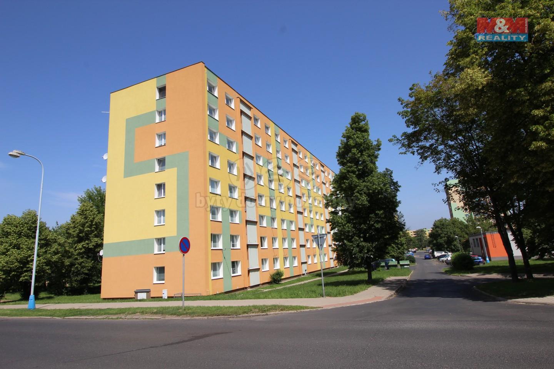 Prodej, byt 3+1, 82 m2, OV, Bílina, ul. Sídliště Za Chlumem