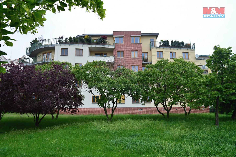 Pronájem, byt 2+kk, 61 m2, Praha 8 - Libeň