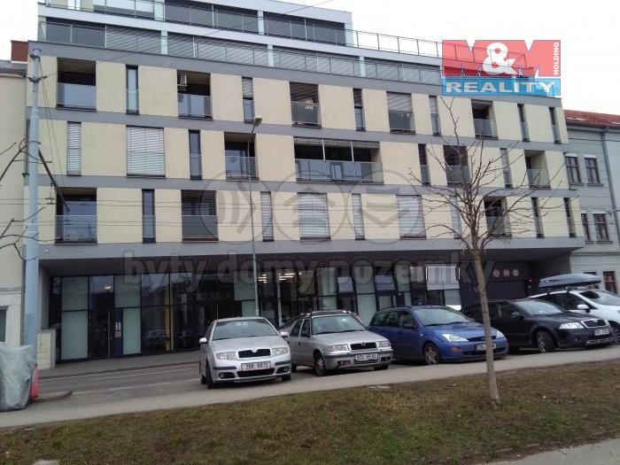 Pronájem, byt 1+1, 36 m2, Brno - Staré Brno