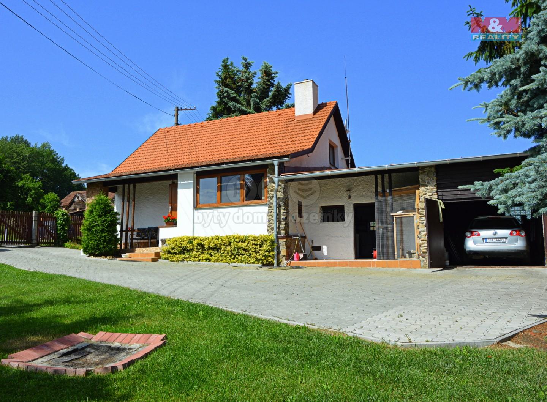 Prodej, chalupa, 636 m2, Semněvice - Pocinovice