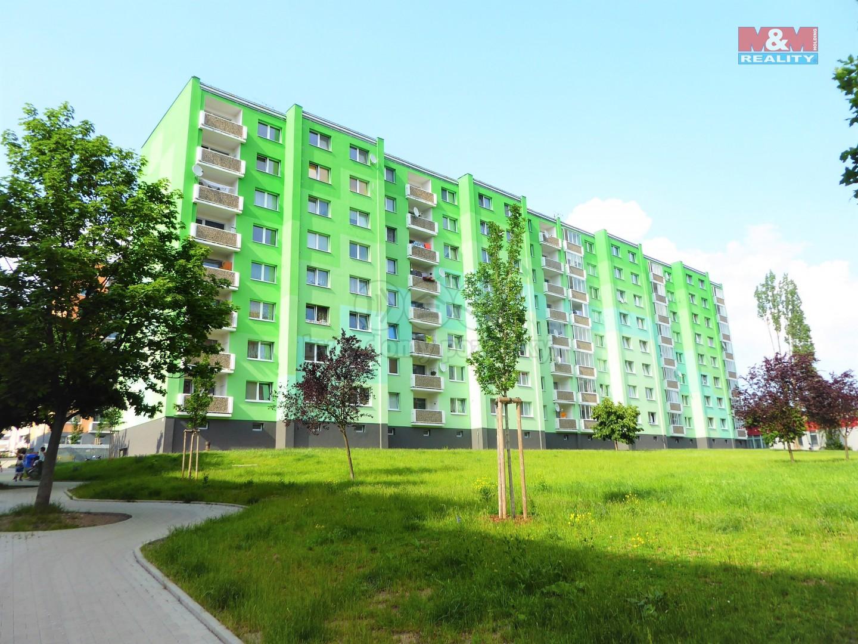 Prodej, byt 3+1, 68 m2, Klášterec nad Ohří, ul. Luční