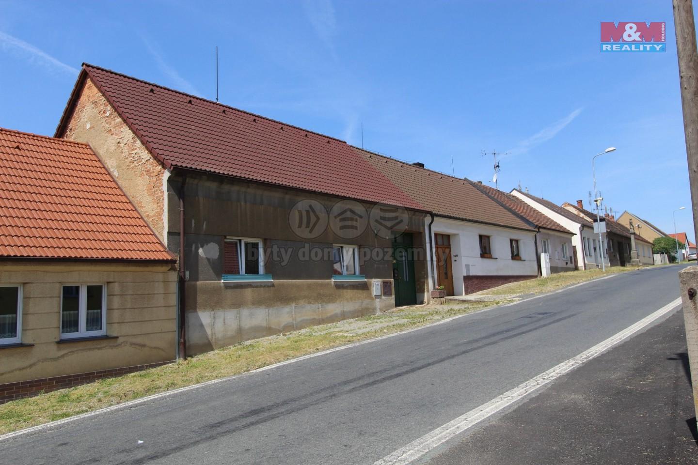 Prodej, rodinný dům 3+kk, 1566 m2, Merklín, ul. 1. máje