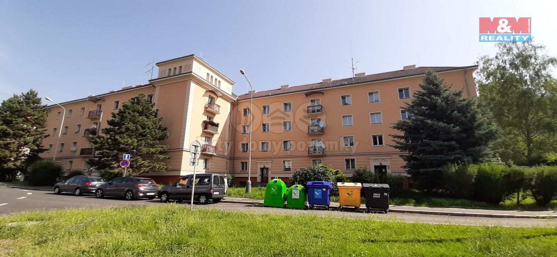 Pronájem, byt 2+1, Ústí nad Labem, ul. Masarykova