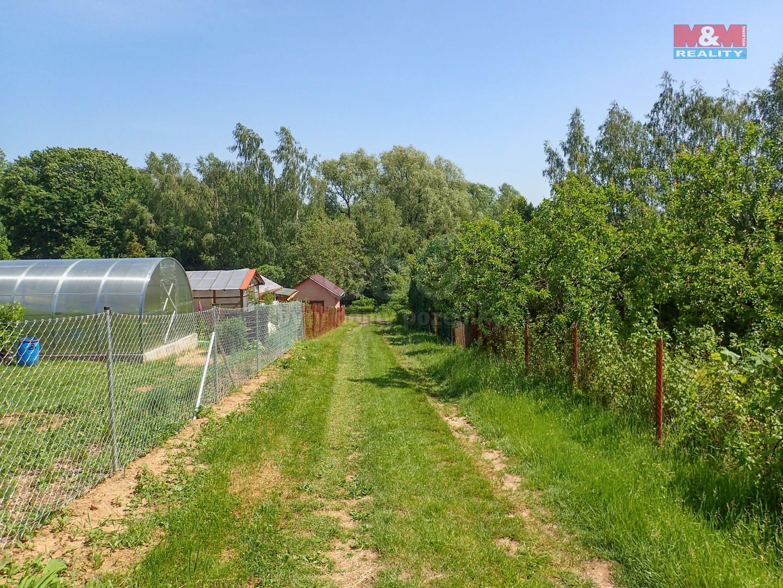 Prodej, zahrada, 854 m2, Zákupy, Nové Zákupy