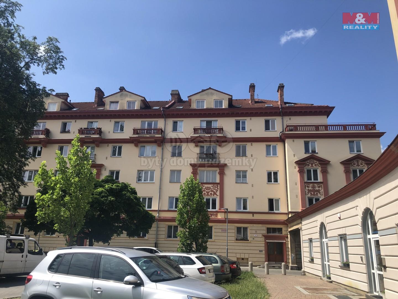 Prodej, byt 2+kk, 48m2, Plzeň, ul. Francouzská třída