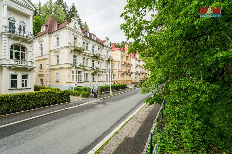 Prodej, apartmán 2+1, 72 m2, Třebízského, Mariánské Lázně