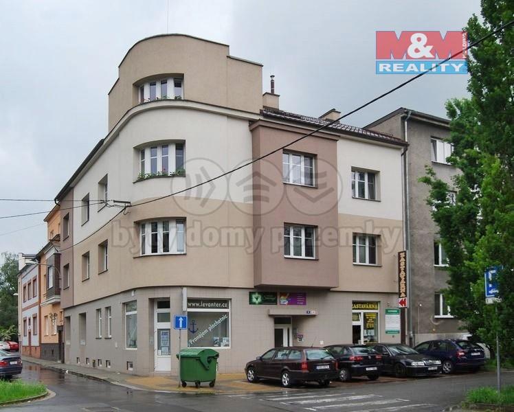 Pronájem, byt 2+kk, 47 m2, Ostrava - Mar. Hory, ul. Korunní