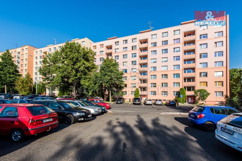 Prodej, byt 3+1, 63 m2, OV, Ústí nad Labem, ul. Opletalova