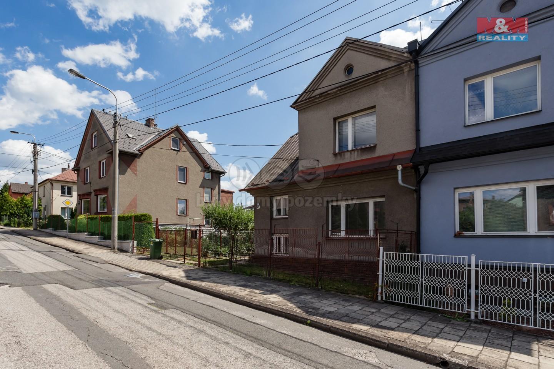 Prodej, rodinný dům 4+1, Ostrava, ul. Vrchlického