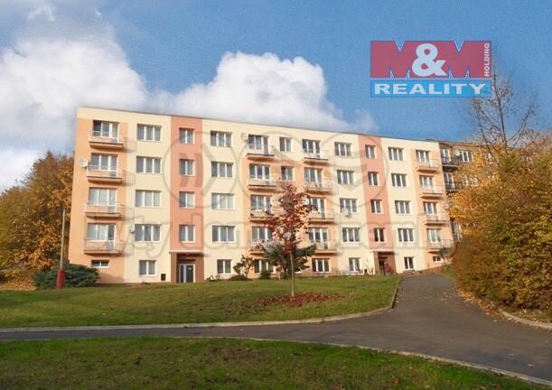 Pronájem, byt 2+1 Ústí nad Labem - Skřivánek, ul. SNP