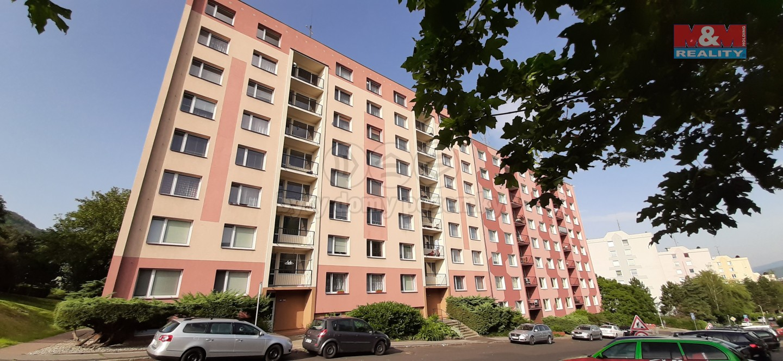 Pronájem, byt 2+1, Ústí nad Labem, ul. Nová