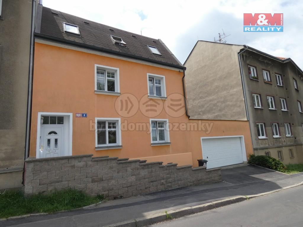 Pronájem, byt 2+1, 70 m2, OV, Ústí nad Labem, ul. Sukova