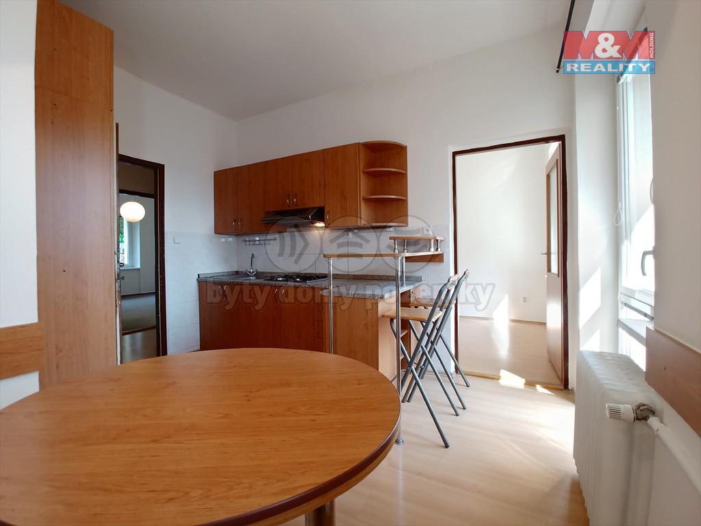 Prodej, byt 3+1, 61 m2, Brno, ul. Vodova