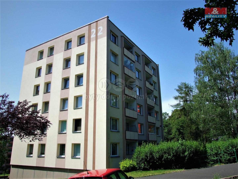 Prodej, byt 2+1, Ústí nad Labem, ul. Jana Zajíce