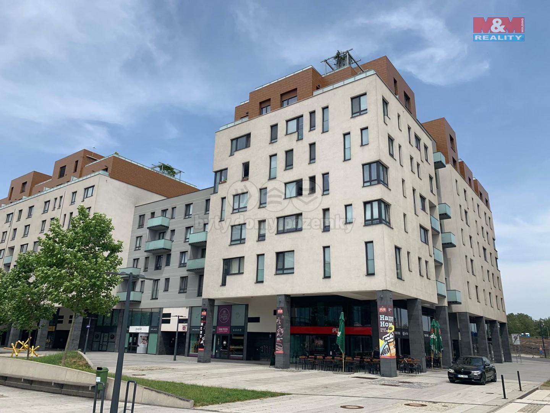 Pronájem, byt 2+kk, 61 m2, Moravská Ostrava, ul. Jantarová
