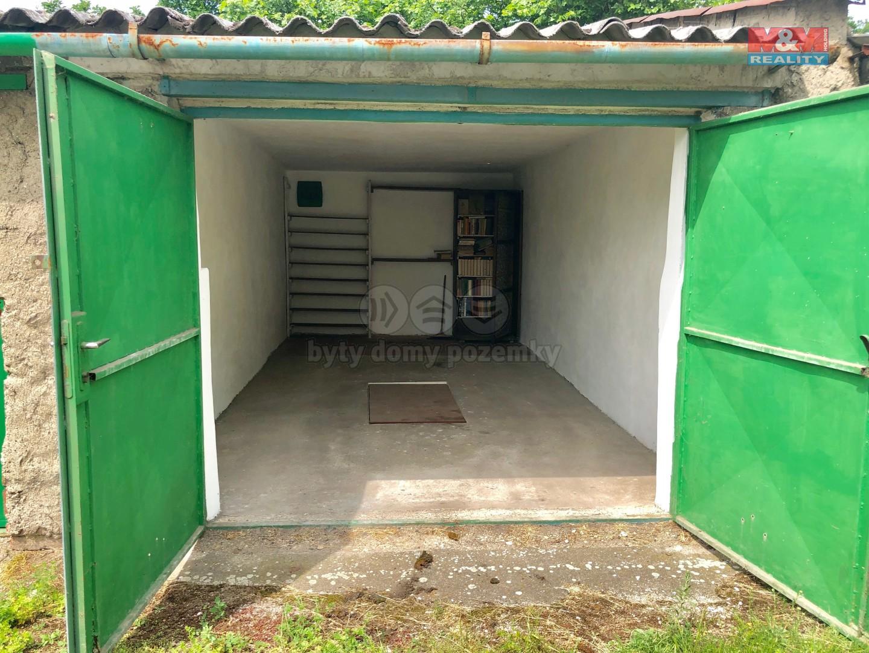 Prodej, garáž, 21 m2, OV, Staňkovice, ul. Sídliště
