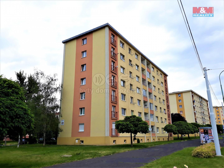 Prodej, byt 2+1, 56 m2, OV, Most, ul. J. Vrchlického