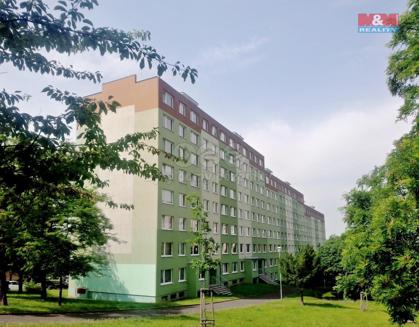 Prodej, byt 4+1, 86 m2, DV, Most, ul. Albrechtická
