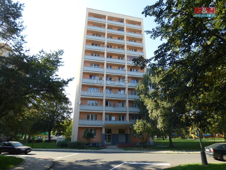 Pronájem, byt 1+kk, 17 m2, Opava, ul. Haškova