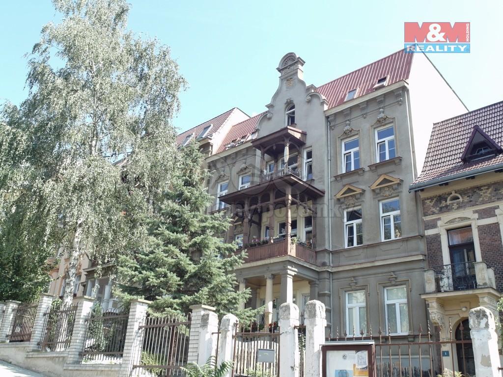Pronájem, byt 2+kk, 60 m2, OV, Ústí nad Labem, ul. Dvořákova