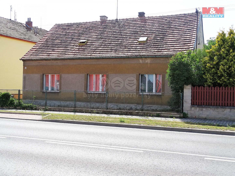 Prodej, rodinný dům 173 m2, pozemek 1200 m2, Horní Lukavice