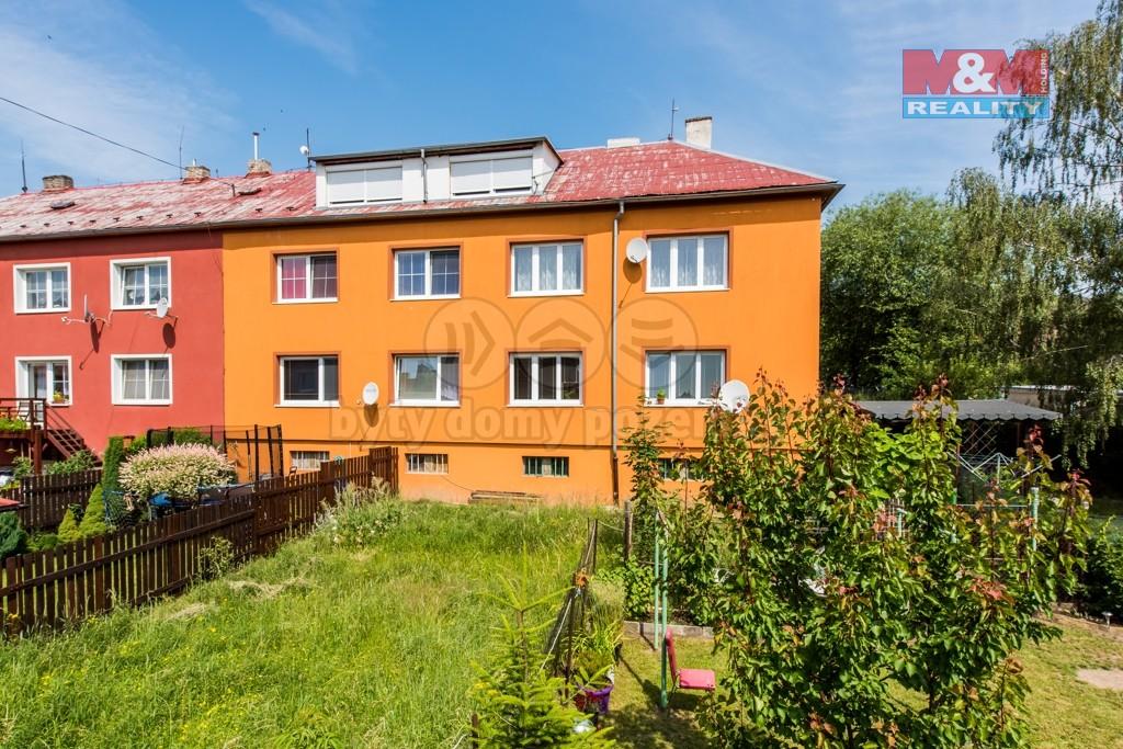 Prodej, byt 3+1, 92 m2, OV, Jirkov, ul. Zátiší