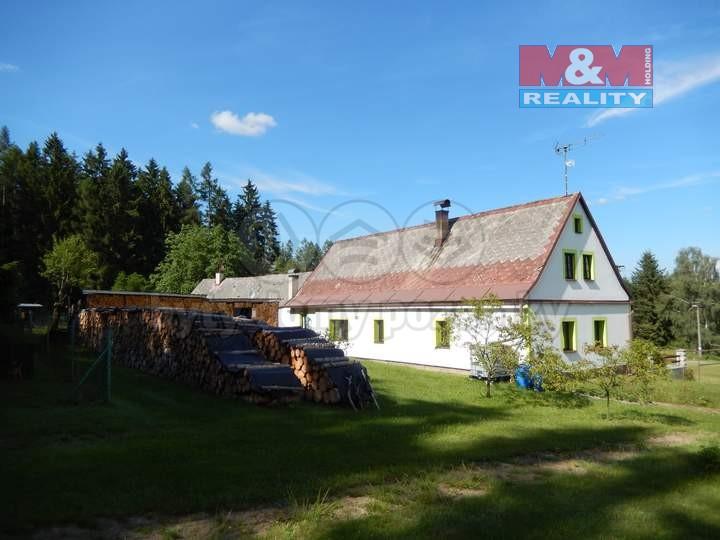 Prodej, rodinný dům, Mostek - Souvrať