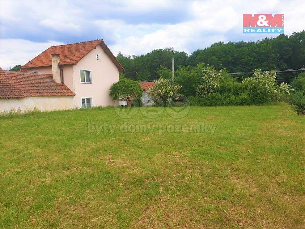 Prodej, stavebního pozemku, Dnešice - Černotín, 823m2