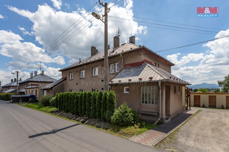 Prodej, rodinný dům 6+1, Frýdek - Místek, ul. Kpt. Nálepky