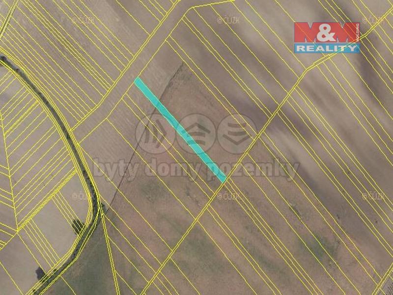 Prodej, pole, 5386 m2, Lovčice