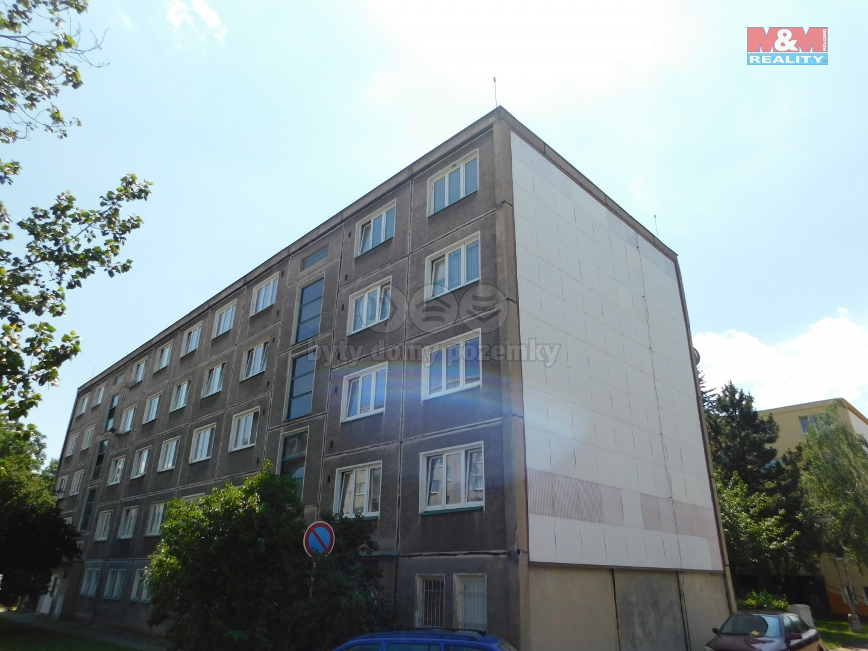 Pronájem, byt 2+1, 54 m2, OV, Chomutov, ul. Zdeňka Štěpánka